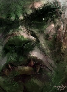 Orc by Pierrick